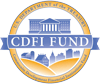 The logo for the CDFI Fund